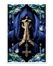 Skull Faith Sticker - Single (Vertical) thumbnail