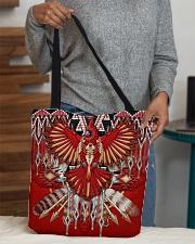 Cardinal Native Tb All-over Tote aos-all-over-tote-lifestyle-front-10
