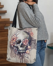 Skull All-over Tote  All-over Tote aos-all-over-tote-lifestyle-front-09
