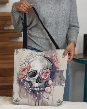 Skull All-over Tote  All-over Tote aos-all-over-tote-lifestyle-front-10