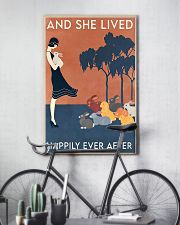 Rabbit Happily Ever After For Rabbit Lovers  11x17 Poster lifestyle-poster-7