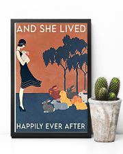 Rabbit Happily Ever After For Rabbit Lovers  11x17 Poster lifestyle-poster-8