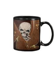 Skull Leather Mug tile