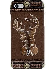 Deer Huntinng Leather Like  Phone Case i-phone-8-case
