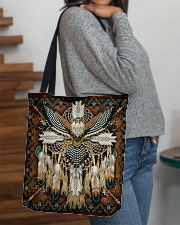Native Eagle Tb All-over Tote aos-all-over-tote-lifestyle-front-09