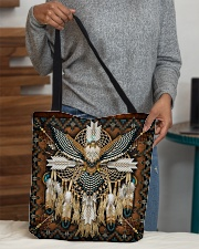 Native Eagle Tb All-over Tote aos-all-over-tote-lifestyle-front-10
