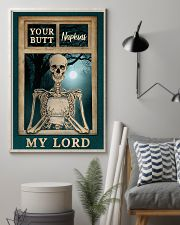 Skeleton Your Butt Napkins My Lord 11x17 Poster lifestyle-poster-1