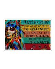 Native - Native Girl Sticker tile
