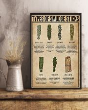 Sage Types Of Smudge Sticks 11x17 Poster lifestyle-poster-3