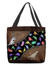 Dinosaur Animal For Dinosaur Lovers All-over Tote front