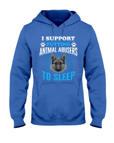 i support putting animal abusers to sleep