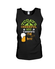 dog beer tshirts Unisex Tank front