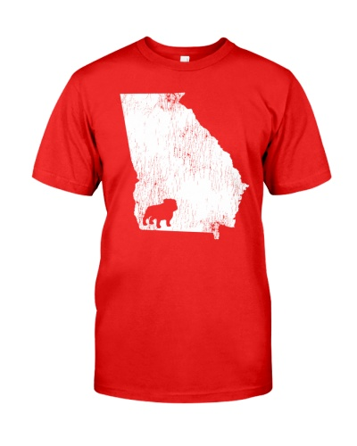 UGA Football Shirt