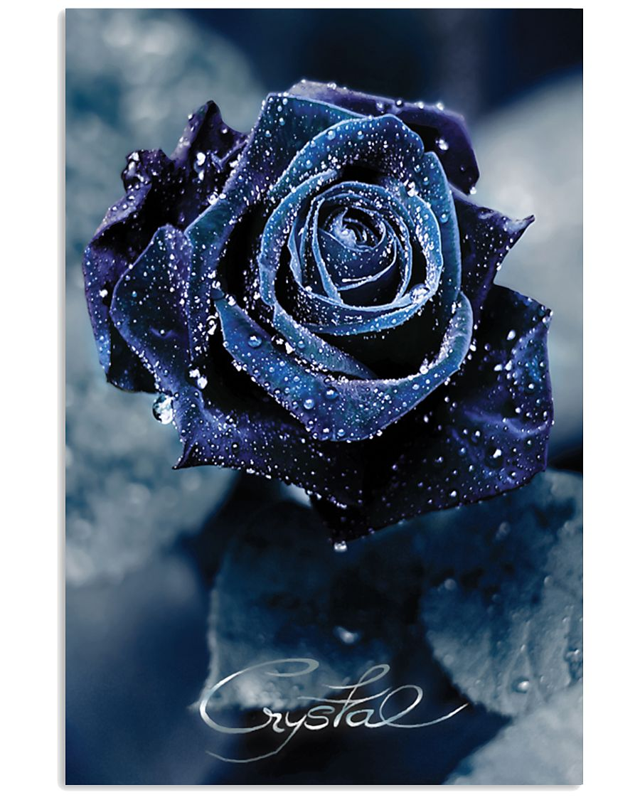 Crystal Rose 11x17 Poster