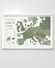 Football Clubs Of Europe 36x24 Poster poster-landscape-36x24-lifestyle-02
