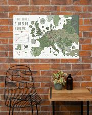Football Clubs Of Europe 36x24 Poster poster-landscape-36x24-lifestyle-20
