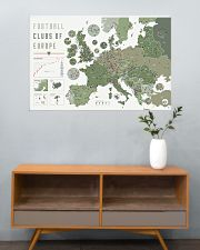 Football Clubs Of Europe 36x24 Poster poster-landscape-36x24-lifestyle-21