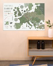 Football Clubs Of Europe 36x24 Poster poster-landscape-36x24-lifestyle-22