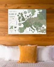 Football Clubs Of Europe 36x24 Poster poster-landscape-36x24-lifestyle-23