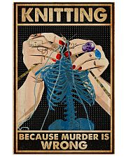 Awesome Knitting Collection Is Only For You 11x17 Poster front
