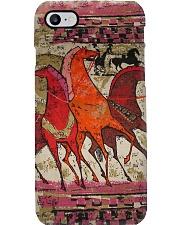 Best gift for horse lovers Phone Case tile