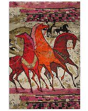Best gift for horse lovers Vertical Poster tile