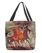 Best gift for horse lovers All-Over Tote tile