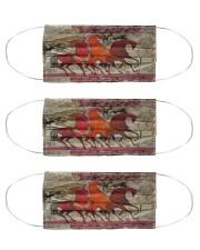 Best gift for horse lovers Mask tile