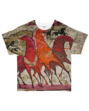 Best gift for horse lovers All-over T-Shirt front