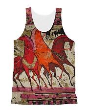 Best gift for horse lovers All-Over Unisex Tank tile