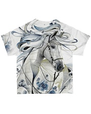 Best gift for horse lovers All-over T-Shirt back
