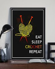 Lastest Crochet Collection Is Only For You 11x17 Poster lifestyle-poster-2