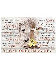 I can only imagine Horse 17x11 Poster front