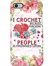 Phone case for crocheters Phone Case i-phone-8-case