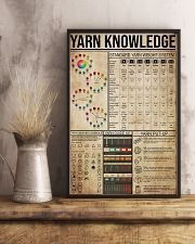 Lastest Crochet Collection Is Only For You 11x17 Poster lifestyle-poster-3