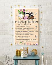 In my quiting room 11x17 Poster lifestyle-holiday-poster-3