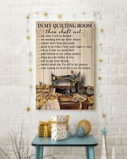 In my quilting room 11x17 Poster lifestyle-holiday-poster-3