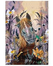 Best gift for horse lovers Vertical Poster tile