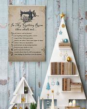 Lastest Quilting Collection Is Only For You 11x17 Poster lifestyle-holiday-poster-2