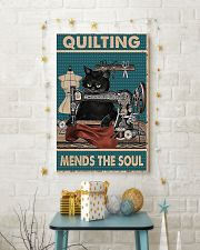 Quilting mends the soul 11x17 Poster lifestyle-holiday-poster-3