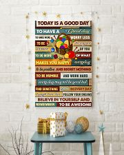 Today is a good day to knit 11x17 Poster lifestyle-holiday-poster-3
