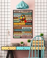 Today is a good day to knit 11x17 Poster lifestyle-poster-6