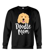 Doodle Mom T-Shirt Women Goldendoodle  Crewneck Sweatshirt thumbnail