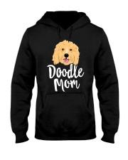Doodle Mom T-Shirt Women Goldendoodle  Hooded Sweatshirt thumbnail