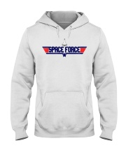 Fly High - JOIN THE SPACE FORCE Hooded Sweatshirt thumbnail