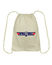 Fly High - JOIN THE SPACE FORCE Drawstring Bag thumbnail