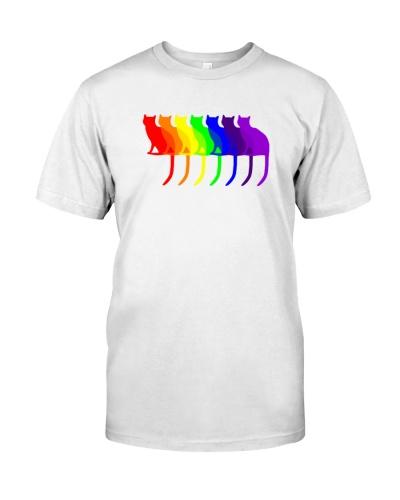 Cat Purride - LGBTQ Cat Pride - Limited Edition
