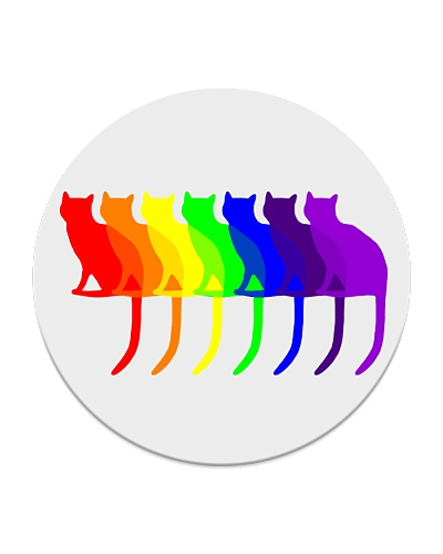 Cat Purride - LGBTQ Cat Pride - Limited Edition