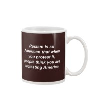 Racism is American Mug thumbnail