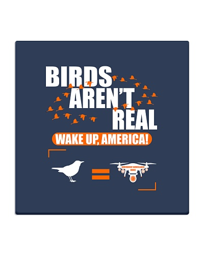 birds aren't real wake up america